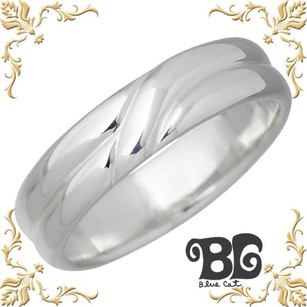 Blue Cat【ブルーキャット】 シルバー デザイン リング メンズ 指輪 アクセサリー 15~21号 シルバー925 スターリングシルバー SWG381-0861