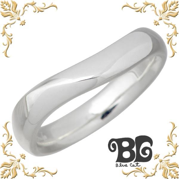 Blue Cat【ブルーキャット】 シルバー デザイン リング メンズ 指輪 15~21号 シルバーアクセサリー シルバー925 SWG383-0863