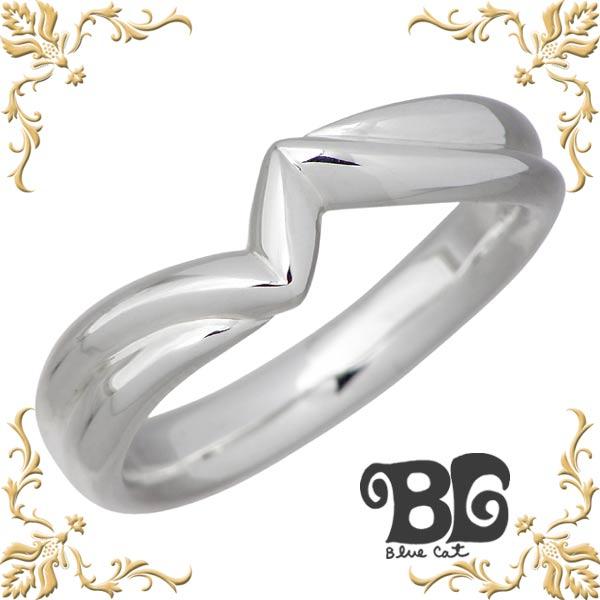 Blue Cat【ブルーキャット】 シルバー デザイン リング メンズ 指輪 アクセサリー 15~21号 シルバー925 スターリングシルバー SWG385-0865