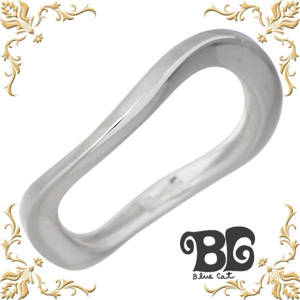 Blue Cat【ブルーキャット】 シルバー デザイン リング メンズ 指輪 アクセサリー 15~21号 シルバー925 スターリングシルバー SWG690-1104