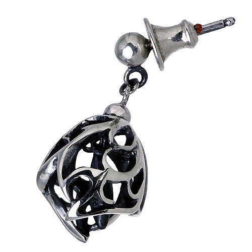 cure キュア 風鈴火 シルバー お気にいる ピアス アクセサリー シルバー925 スターリングシルバー 片耳用 CU-PI-005 売れ筋ランキング