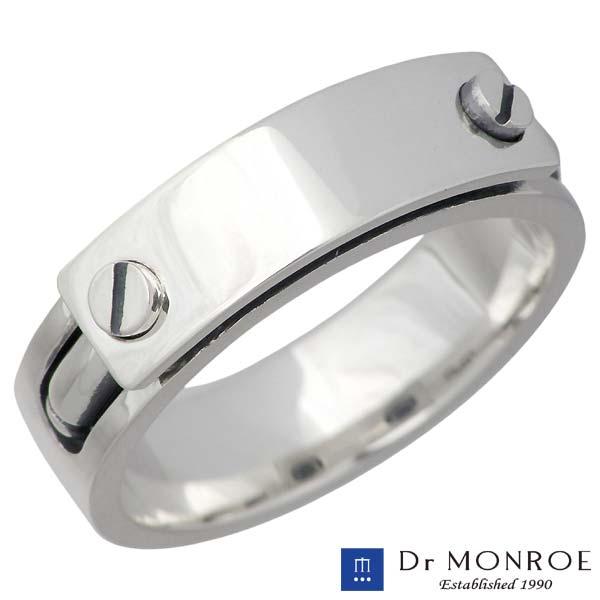 Dr MONROE【ドクターモンロー】 シルバー リング メンズ 指輪 アクセサリー 7~23号 シルバー925 スターリングシルバー FC-94SE-SV