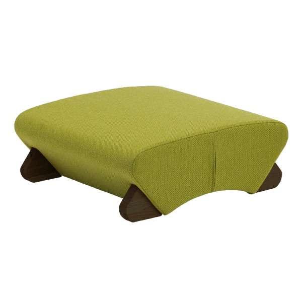 デザイン 座椅子 脚 ダーク 布 グリーン Mona.Dee モナディー WAS F 新生活 引越し 家具 メーカー直送品 ds-1486280