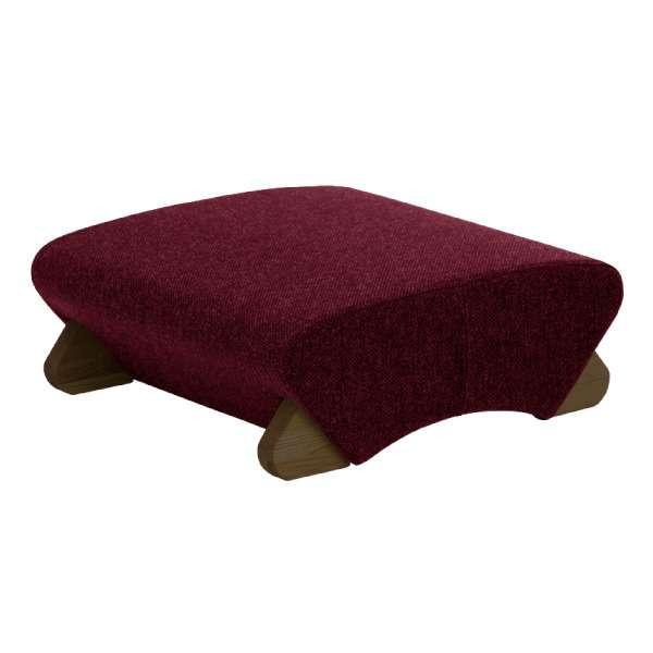デザイン 座椅子 脚 ダーク 布 ワインレッド Mona.Dee モナディー WAS F 新生活 引越し 家具 メーカー直送品 ds-1486283