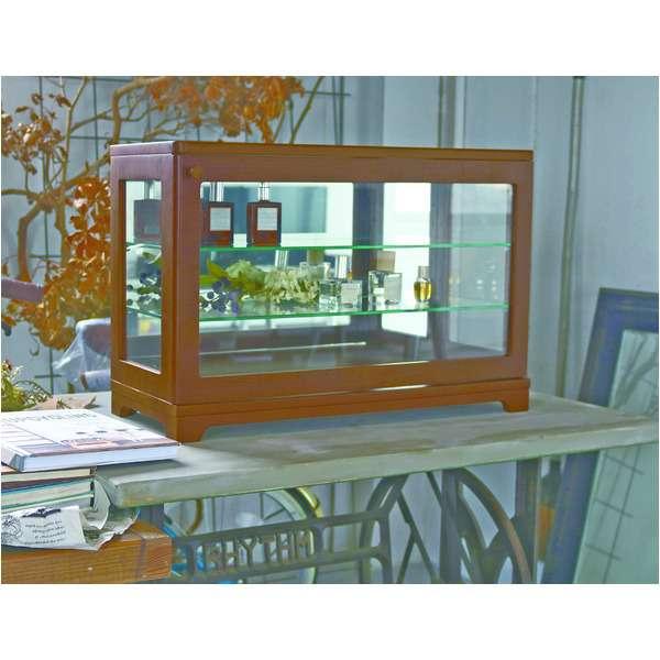 モック600Y 木目調飾りケース 新生活 引越し 家具 メーカー直送品 ds-2173997