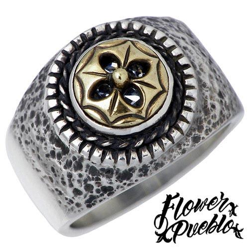 Flower Pueblo【フラワープエブロ】 カトマンドゥ シルバー リング 指輪 アクセサリー シルバー925 スターリングシルバー fp-51