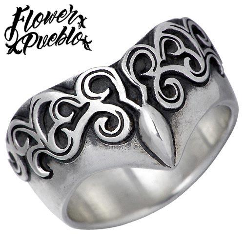 Flower Pueblo【フラワープエブロ】 太陽の使者 シルバー リング 指輪 アクセサリー シルバー925 スターリングシルバー fp-81