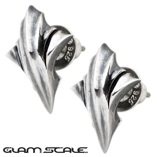 GLAM SCALE【グラムスケイル】 シルバー ピアス ペアセット シルバーアクセサリー シルバー925 GS-EP-004-P
