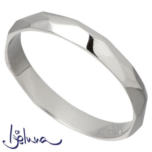 アイジェルナ Ijeluna K18ホワイトゴールドマリッジリング ペア 指輪 アクセサリー 7~13号 11~19号 HJ 013 014RGW PVUzSpM