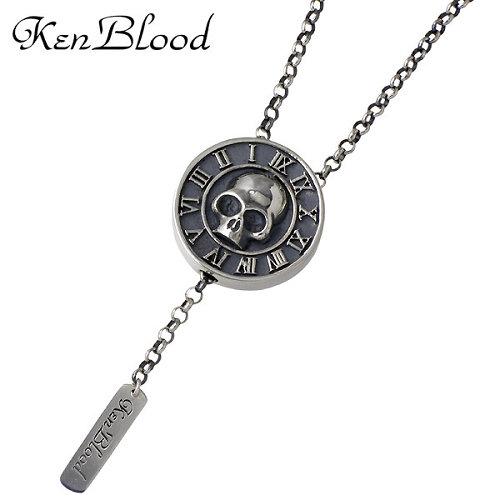 ケンブラッド KEN BLOOD パイレーツ シルバー ネックレス アクセサリー シルバー925 スターリングシルバー KB-KP-218