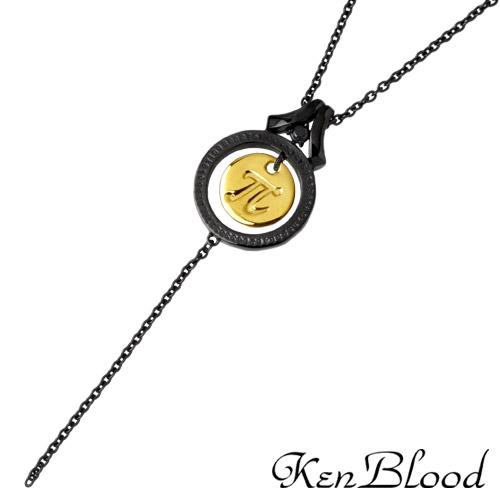 ケンブラッド KEN BLOOD レボリューション シルバー ネックレス アクセサリー キュービック CZ シルバー925 スターリングシルバー KB-KP-243