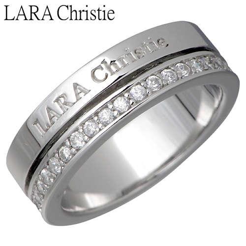 LARA Christie【ララクリスティー】 トラディショナル シルバー リング WHITE Label シルバー925 スターリングシルバー LA-R3867-W