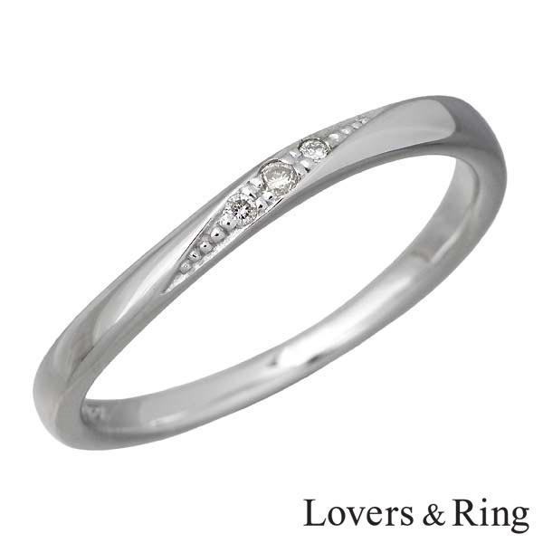 Lovers & Ring【ラバーズリング】 ダイヤモンド シルバー リング 指輪 7~21号 シルバーアクセサリー シルバー925 LSR-0120DRM