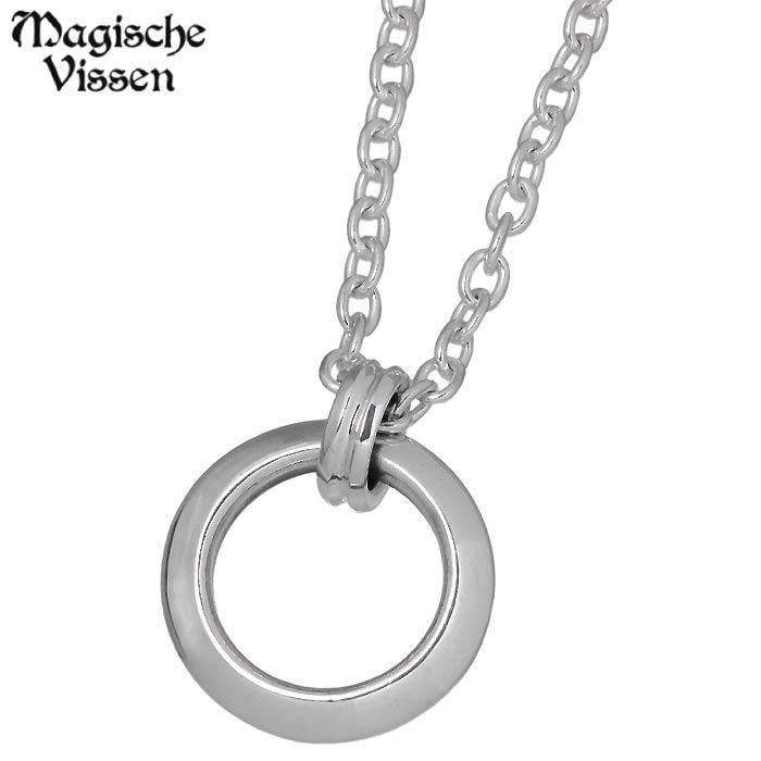 Magische Vissen【マジェスフィッセン】 シルバー ネックレス シルバーアクセサリー シルバー925 OZP-034