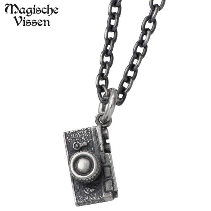 Magische Vissen【マジェスフィッセン】 シルバー ネックレス アクセサリー カメラ シルバー925 スターリングシルバー OZP-057