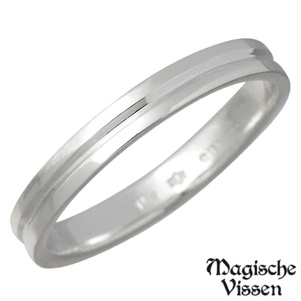 Magische Vissen【マジェスフィッセン】 シルバー リング レディース 指輪 アクセサリー 1~25号 シルバー925 スターリングシルバー OZR-018WH