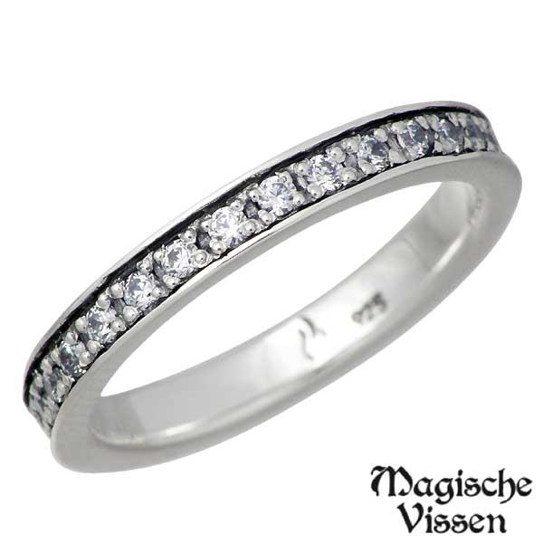 Magische Vissen【マジェスフィッセン】 シルバー リング ストーン レディース 指輪 アクセサリー 5~15号 シルバー925 スターリングシルバー OZR-092