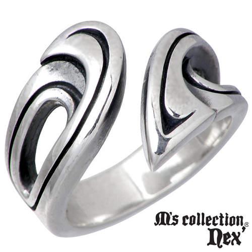 M's collection【エムズコレクション】 シルバー リング レディース 7~14号 指輪 アクセサリー シルバー925 スターリングシルバー L-646