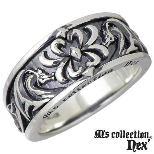 M's collection【エムズコレクション】 ドラゴン シルバー リング 指輪 アクセサリー 15~21号 シルバー925 スターリングシルバー X0170