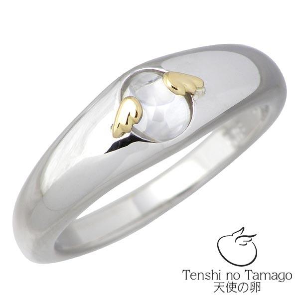Tenshi no Tamago【天使の卵】 天使の卵 ストーン シルバー リング 天使219CZ キュービック 指輪 7~15号 シルバーアクセサリー シルバー925 シルバー950 tenshi-219CZ