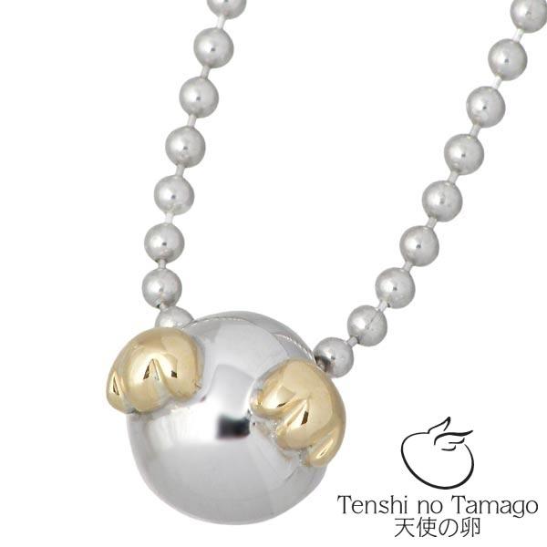 Tenshi no Tamago【天使の卵】 天使の卵 ベビー シルバー ネックレス アクセサリー ロジウム加工 天使401RM シルバー925 スターリングシルバー シルバー950 tenshi-401RM