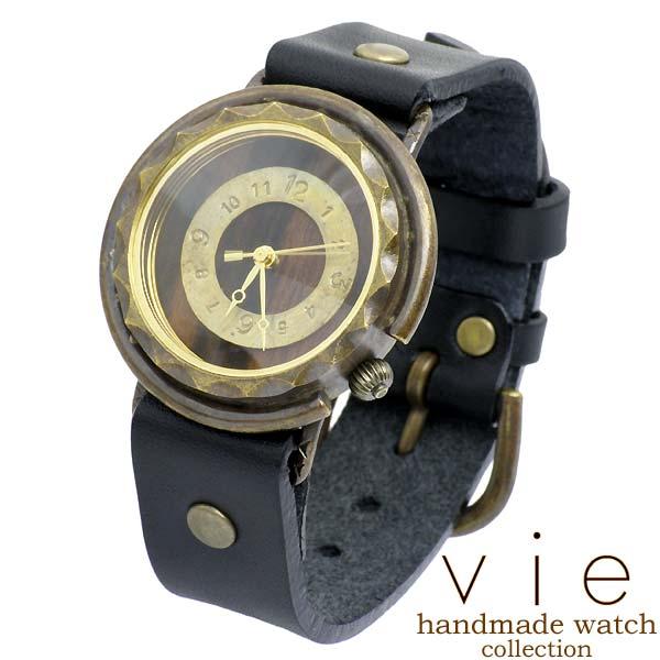 vie【ヴィー】 handmade watch 手作り 腕時計 ハンドメイド WB-006M