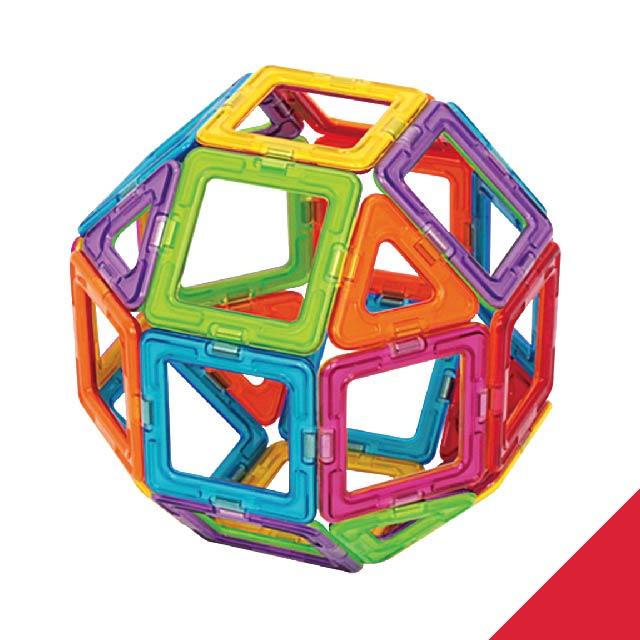 【ボーネルンド日本正規品】ボーネルンド マグフォーマー ベーシックセット 30 おもちゃ 知育玩具 数学ブロック 立体パズル 誕生日【あす楽対応】【ポイント10倍】