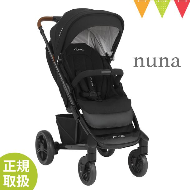 nuna(ヌナ) ベビーカー tavo キャビア【メーカー直送】