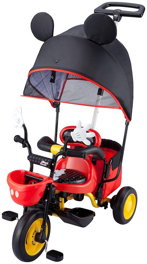 品質一番の 【送料無料 カーゴ】三輪車 カーゴ サンシェード ミッキーマウス, 【初売り】:bbe9ead2 --- blablagames.net