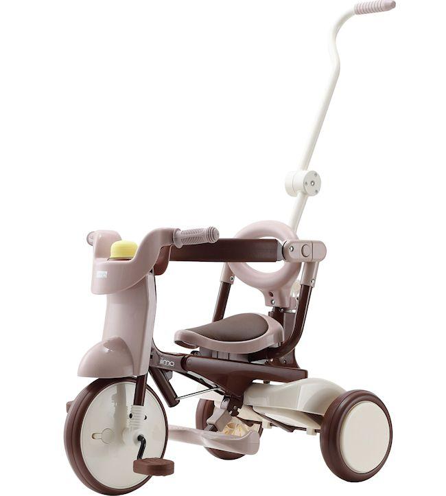 【送料無料】三輪車 iimo tricycle 02 Comfort Brown(イイモ トライシクル 02 コンフォートブラウン)1062
