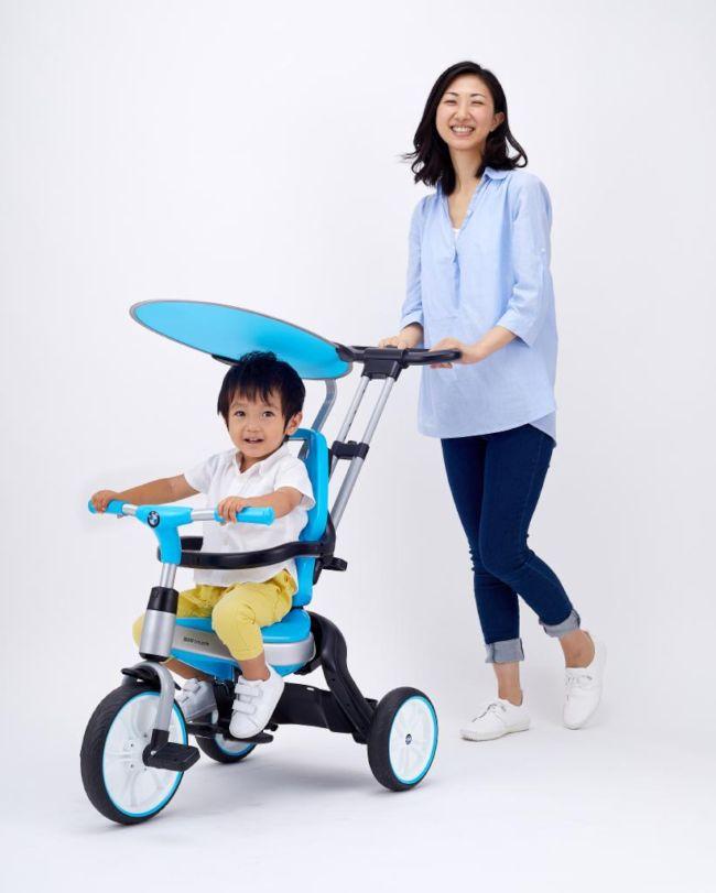 BMW 三輪車 ブルー