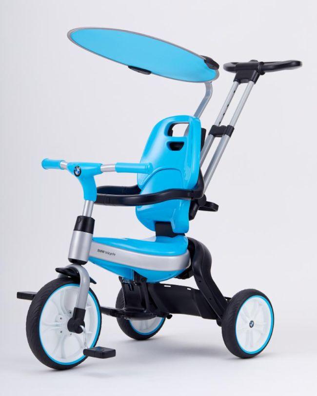 【送料無料】BMW 三輪車 ブルー