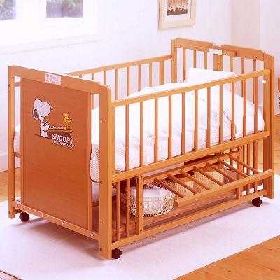 『 4WAY 스 누 피 데스크 에코 』 일본 제 킨 타로 아기 침대 아기 침대 롱 라이프 침대