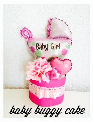 おむつケーキ 記念日 サプライズ オリジナル おむつ 男の子 女の子 人気 可愛い おしゃれ 出産祝い 誕生日 名前 メッセージ メッセージカード バルーン 風船 バルーン 出産祝い ギフト Babyバギーケーキ おむつケーキ 1段 2段 3段