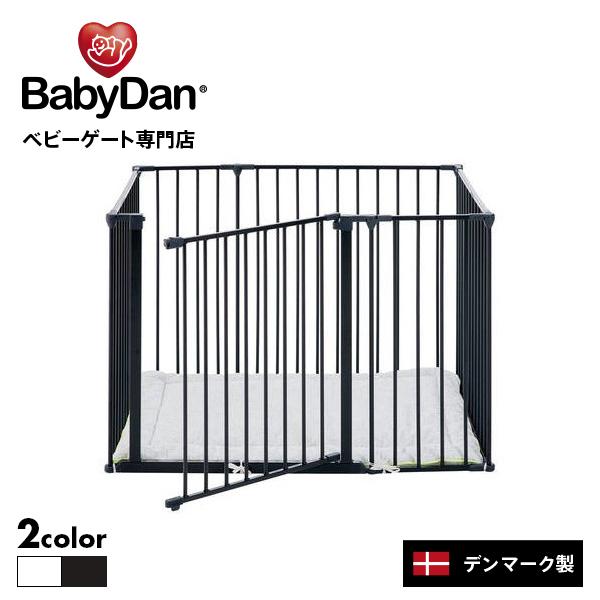 ベビーダン スクエアゲート(マット無) ★送料無料!