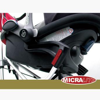 【MICRA LITE マイクラライト】マイクラライト・カーシート・アダプター Micra Lite WKML006