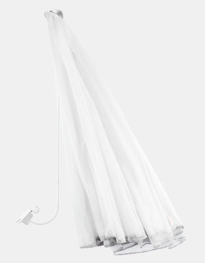 【BabyBjorn ベビービョルン正規販売店】クレードル専用キャノピー ホワイト(042021)