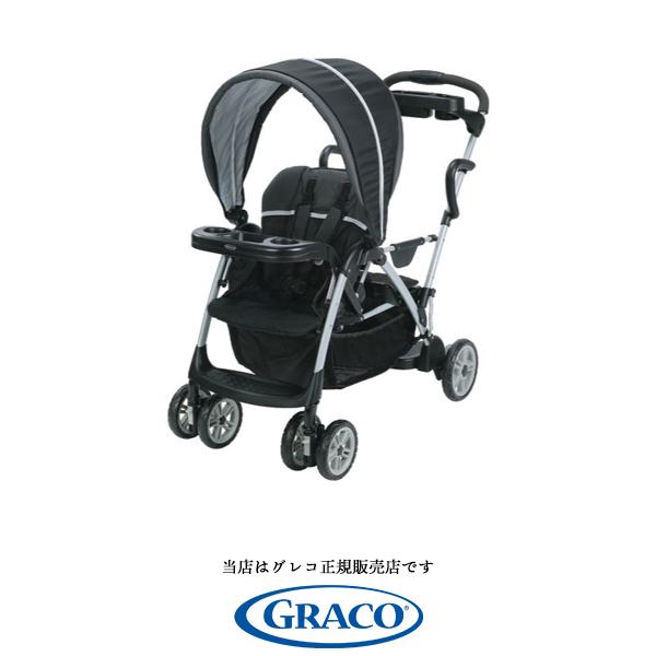 【GRACOグレコ正規販売店】ルームフォーツー(RoomFor2)253963ベビーカー・バギー 二人乗りベビーカー