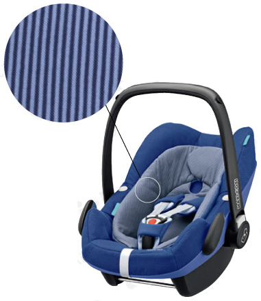 【Maxi-cosi マキシコシ・GMP正規販売店】Maxi-Cosi PebblePlus マキシコシ ペブルプラス (リバーブルー)【新生児から使えるカーシート】