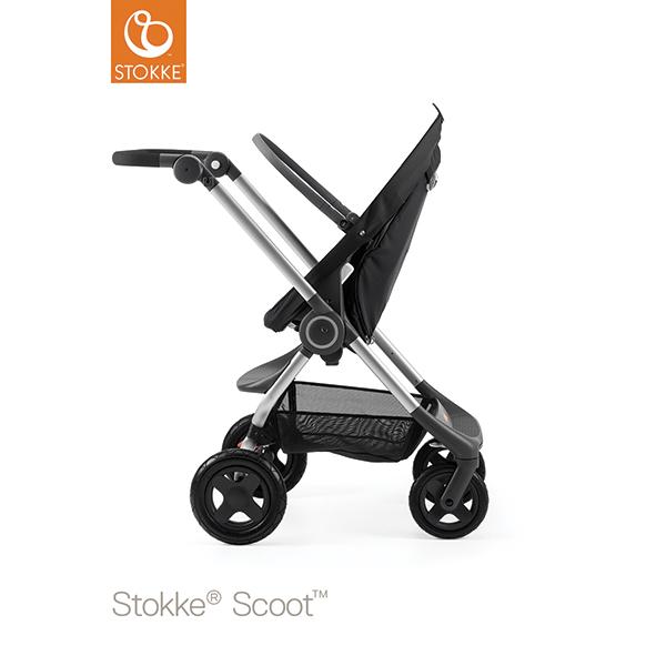 【STOKKEストッケ正規販売店】Stokke Scoot2ストッケ 新スクート2ベーシックキット(ブラック)