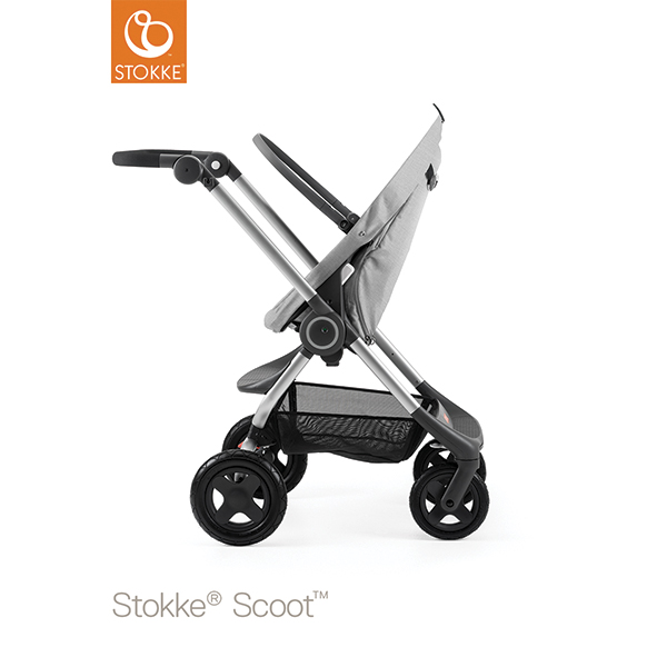 【STOKKEストッケ正規販売店】Stokke Scoot2ストッケ 新スクート2ベーシックキット(グレーメラーンジ)