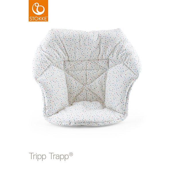 【STOKKEストッケ正規販売店】トリップトラップ ベビークッション(ソフトスプリンクル)撥水加工Tripp Trapp Mini Baby Cushion