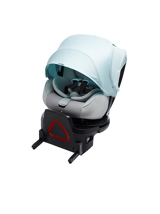 【takataタカタ正規販売店】タカタ チャイルドガード1.0Child Guard1.0ブルースレート【takata回転式チャイルドシート・ISO-FIX車両限定】