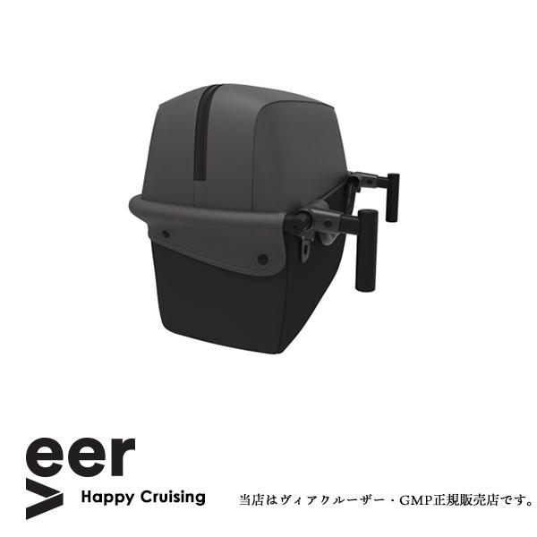 【ヴィア・クルーザー(VEER CRISER)正規販売店】リアバスケット(VR0053)アウトドア キャンプ 旅行