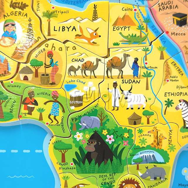 Fellows rakuten global market france wooden toys janod france wooden toys janod magnet puzzle world map 92 pieces boy 3 years old her 3 year old 4 year old man woman 10p13oct13b gumiabroncs Gallery