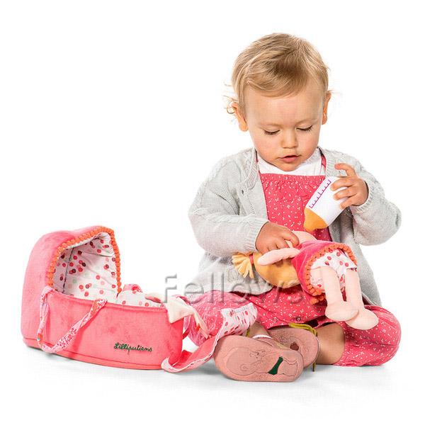 Lilliputiens(リリピュション) ベビー・ルイーズ 9ヶ月~ プレゼント 子供