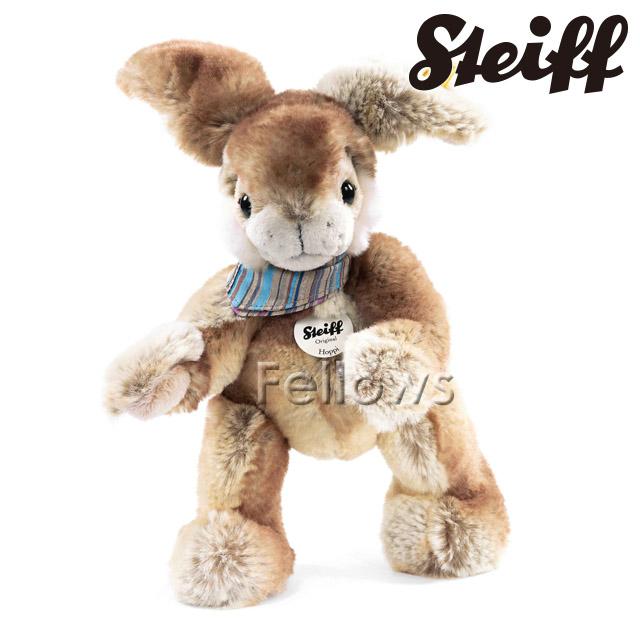 Steiff うさぎのホッピー(スカーフ) サイズ:26cm 280344 プレゼント ギフト 子供 男の子 女の子