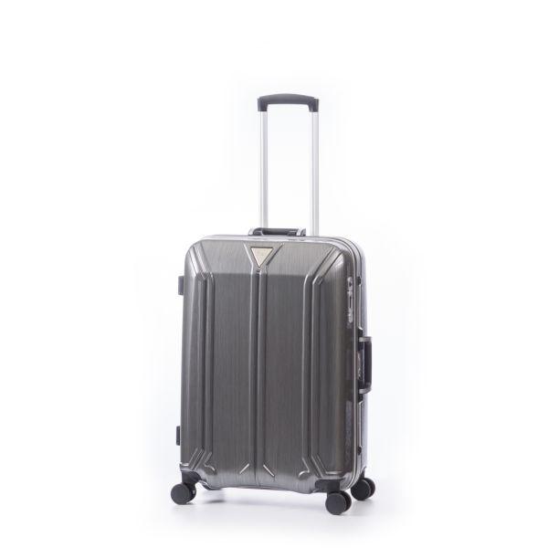 【 送料無料 ライン 】スーツケース 手荷物預け無料 サイズ Mサイズ 62L ALI-1031-24S