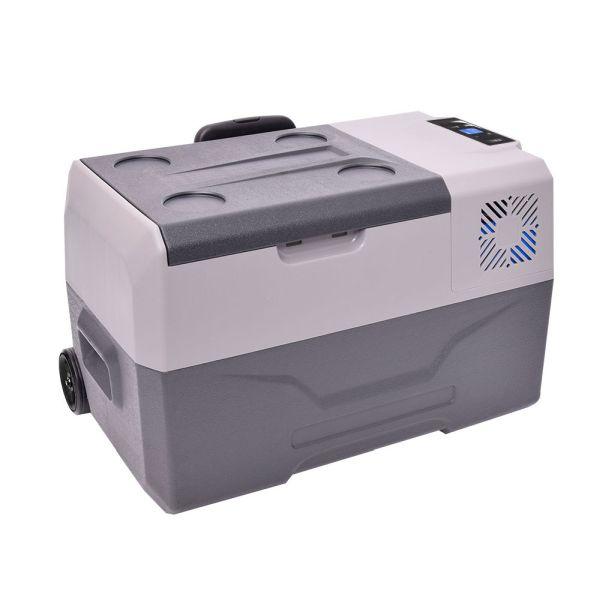 サンコー バッテリー内蔵 30L 冷蔵庫 冷凍庫 クーラーボックス
