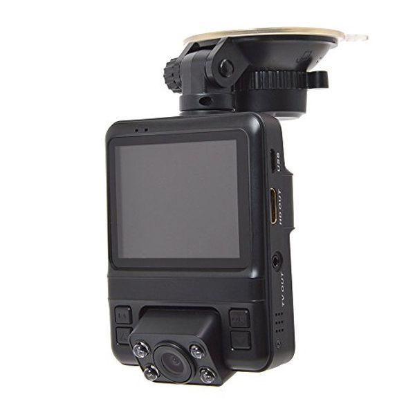【 送料無料 ライン 】高画質 前後 撮影 GPSドライブレコーダー 高耐久 microSDカード32GB付